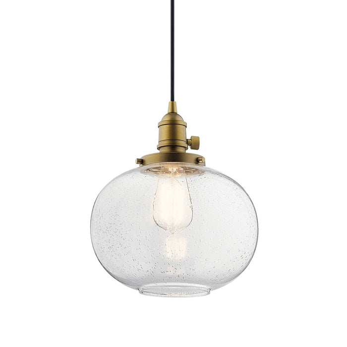 Avery(TM) 9.75in. 1 Light Mini Pendant