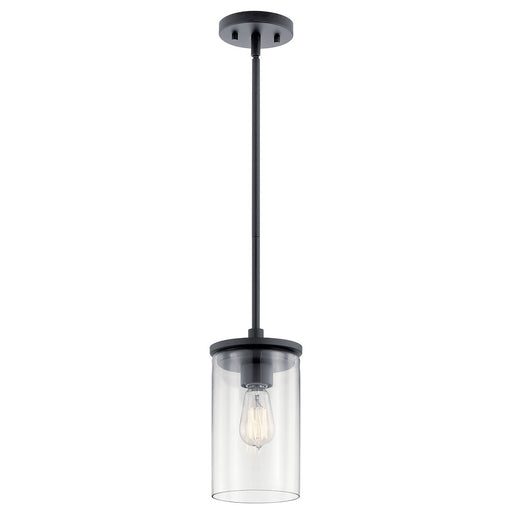 Crosby 1 Light Mini Pendant