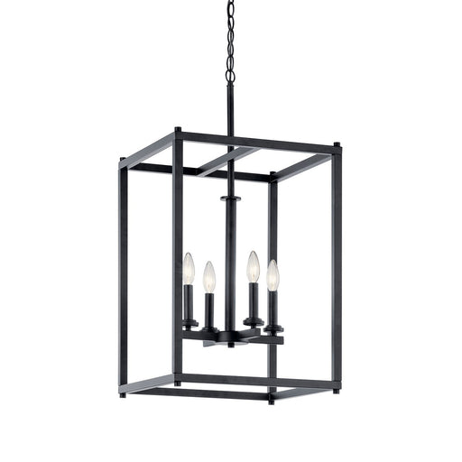 Crosby 4 Light Foyer Pendant