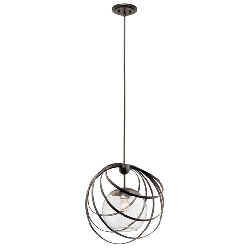 Kerti(TM) 18in. 1 Light Pendant Olde Bronze(R)