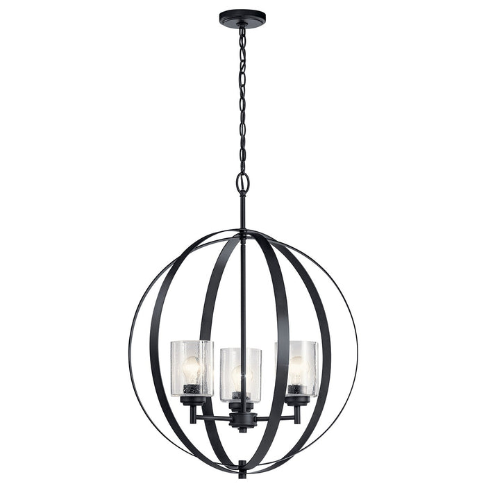 Winslow 3 Light Chandelier