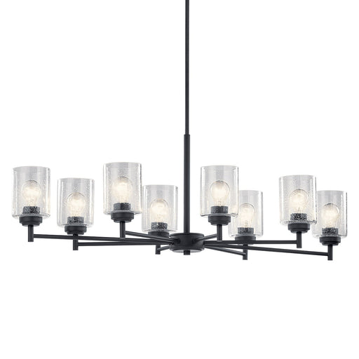 Winslow 8 Light Chandelier