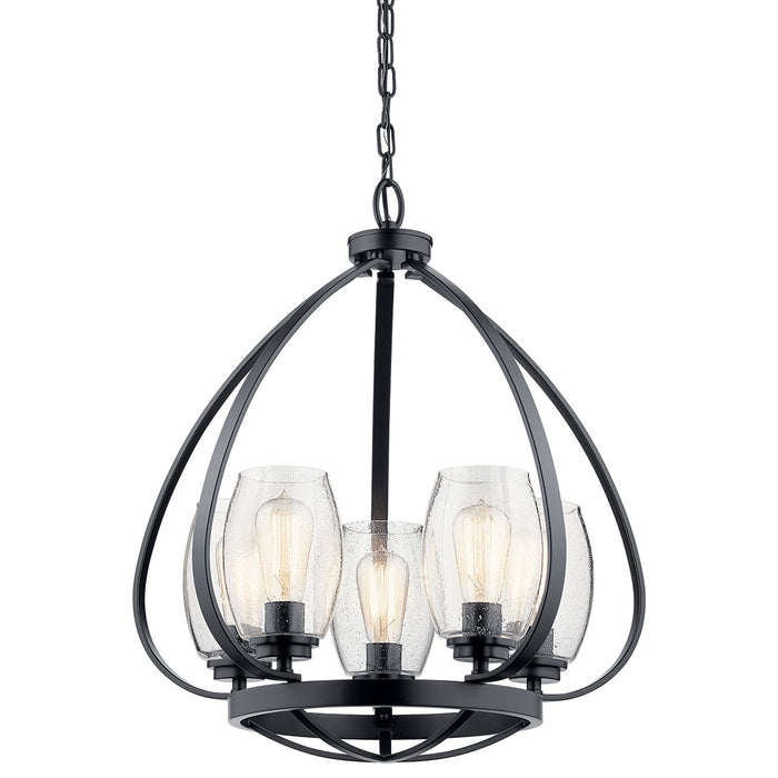 "Tuscany 5 Light 24"" Chandelier"