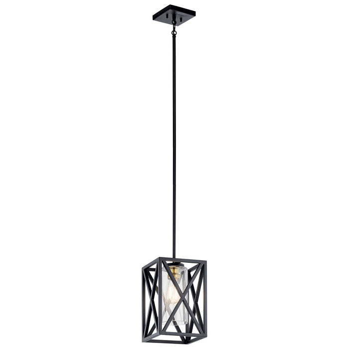 Moorgate 1 Light Mini Pendant