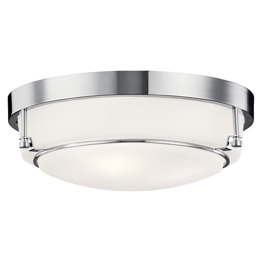 Belmont(TM) 3 Light Flush Mount Chrome