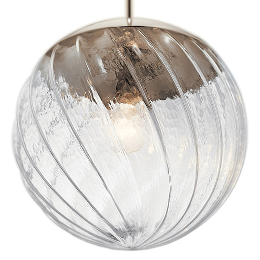Amaryliss 1 Light Pendant Polished Nickel(TM)