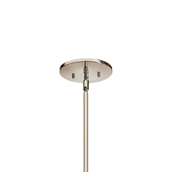 Ibis Small Pendant Polished Nickel(TM)