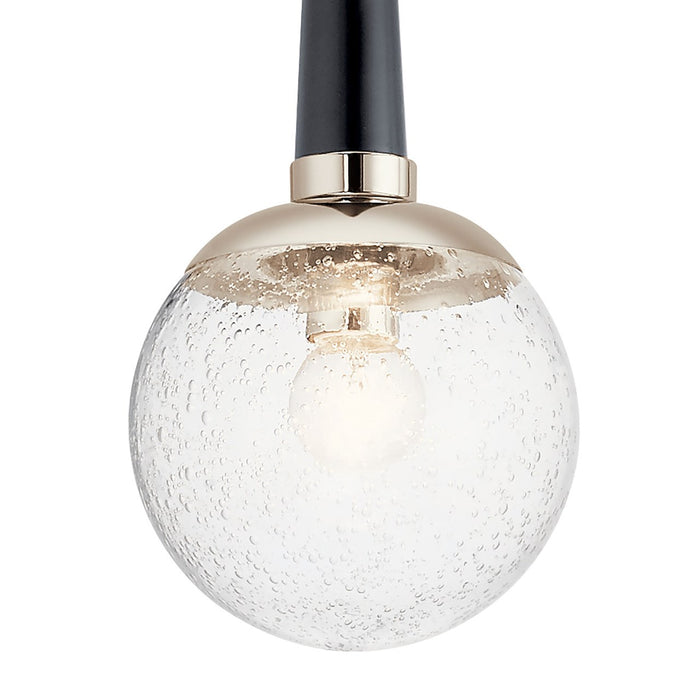 Marilyn 1 Light Pendant Polished Nickel(TM)