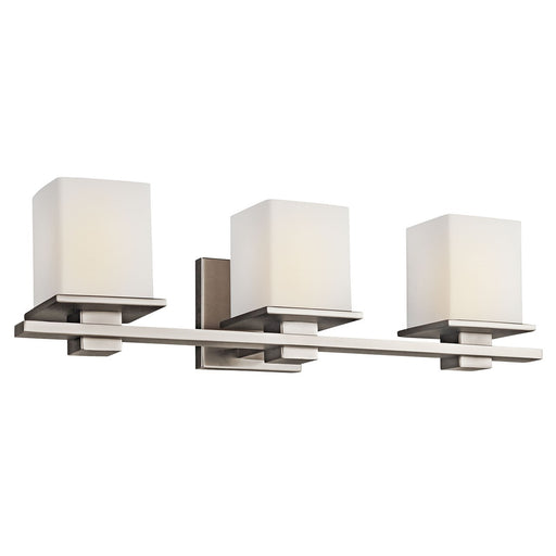 Tully 3 Light Vanity Light Antique Pewter