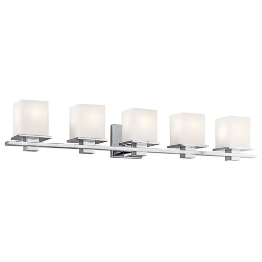 Tully 5 Light Vanity Light Antique Pewter