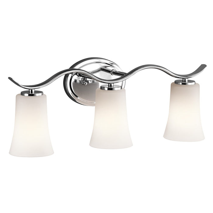 Armida(TM) 3 Light Vanity Light Chrome