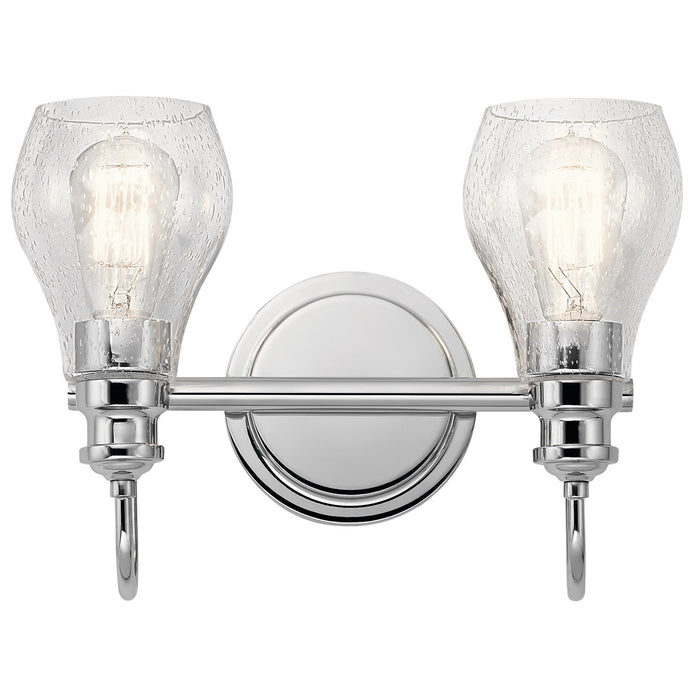 Greenbrier 2 Light Vanity Light