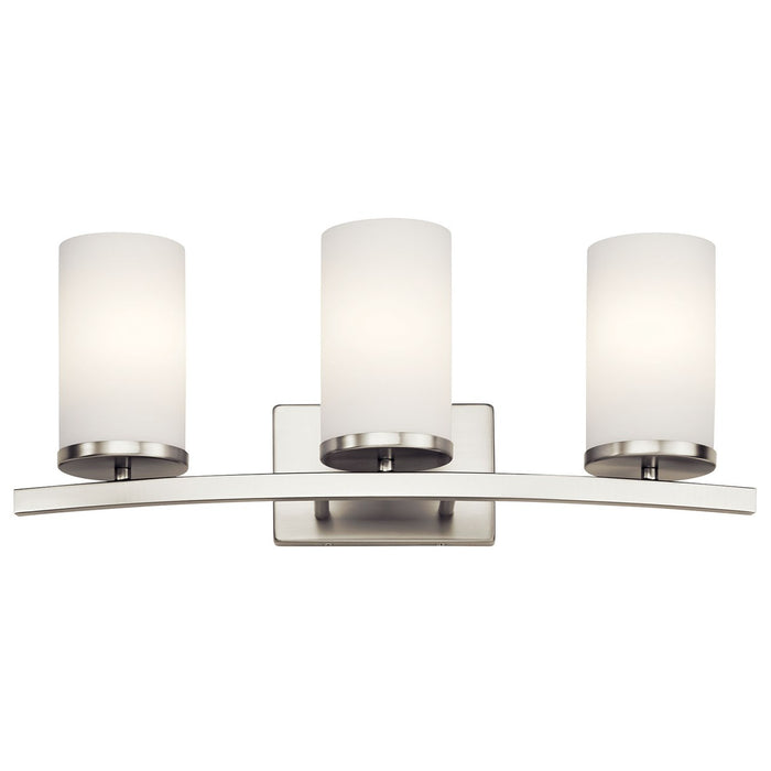 Crosby(TM) 3 Light Vanity Light