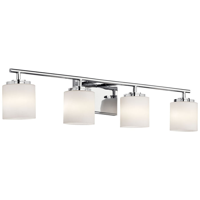 O'Hara(TM) 4 Light Vanity Light Chrome