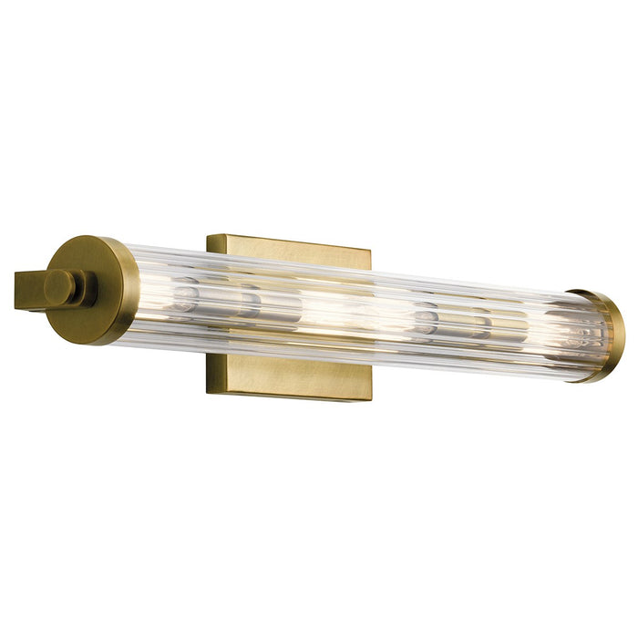 Azores 24.75in. 4 Light Linear Linear Vanity Light