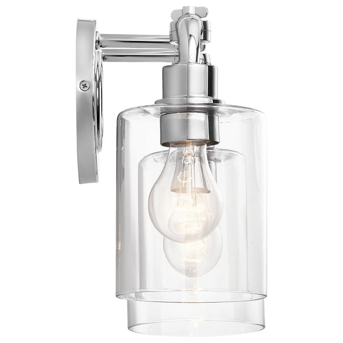 Gunnison 17in. 2 Light Vanity Light