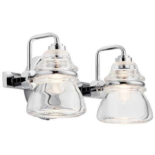 Talland 2 Light Vanity Light Chrome