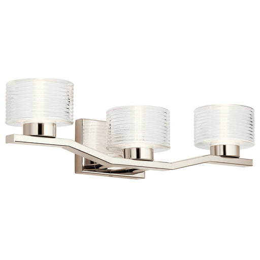Lasus(TM) 3 Light LED Vanity Light