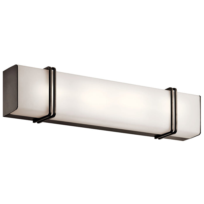 Impello 24in. Linear LED Vanity Light Chrome