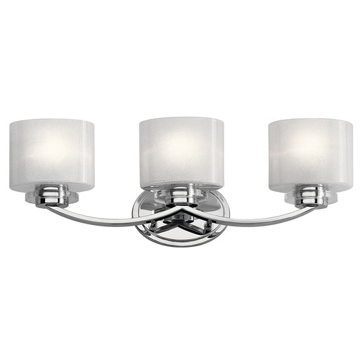 Archer 3 Light Vanity Light Chrome