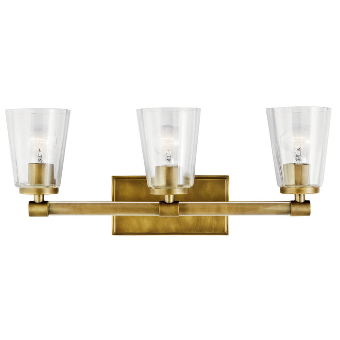Audrea(TM) 3 Light Vanity Light Chrome