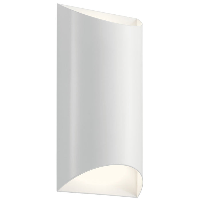 Wesley 2 Light Outdoor Wall LED