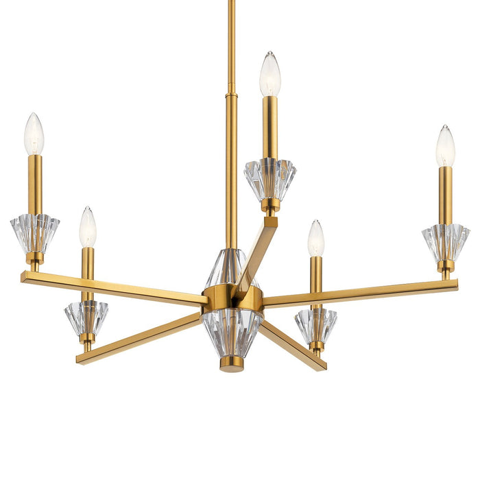 Calyssa 5 Light Chandelier