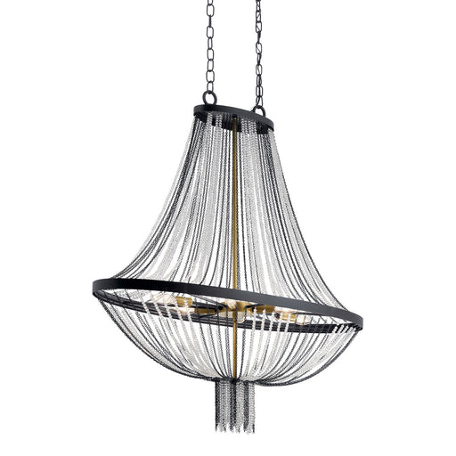 Alexia 6 Light Foyer Chandelier