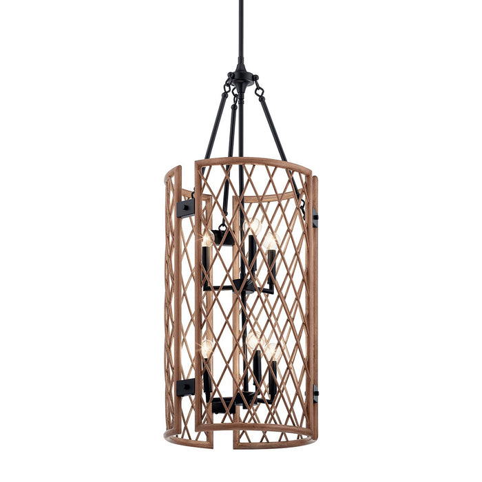 Oana 6 Light Foyer Chandelier