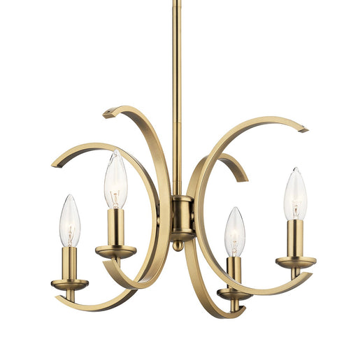 Cassadee 4 Light Pendant/ Semi Flush