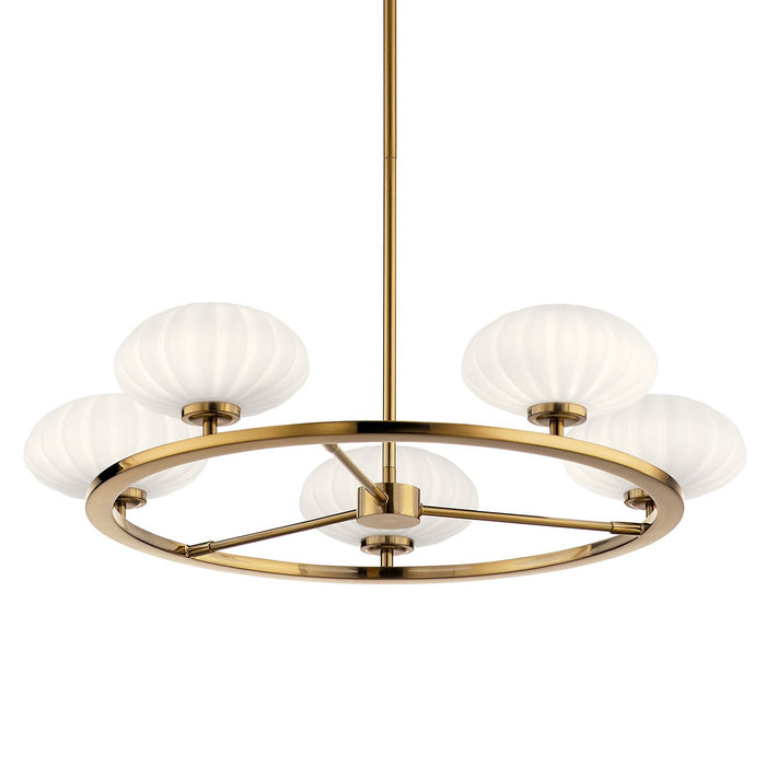 Pim 5 Light Chandelier