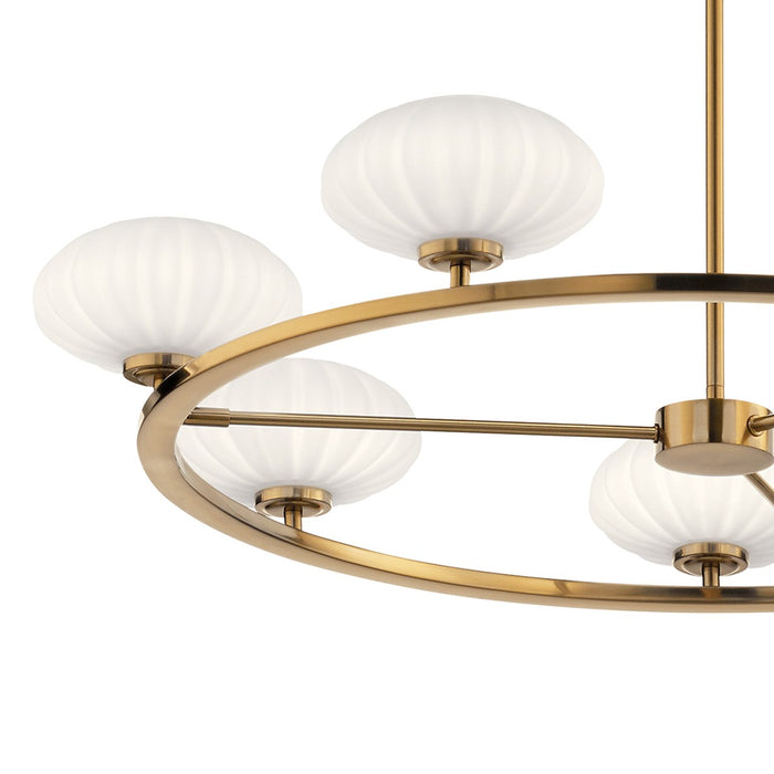 Pim 7 Light Chandelier