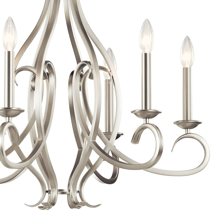 Ania 6 Light Chandelier