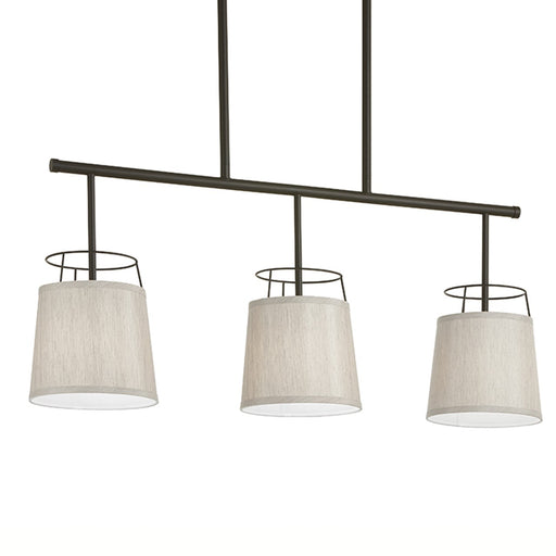 Marika 3 Light Linear Chandelier