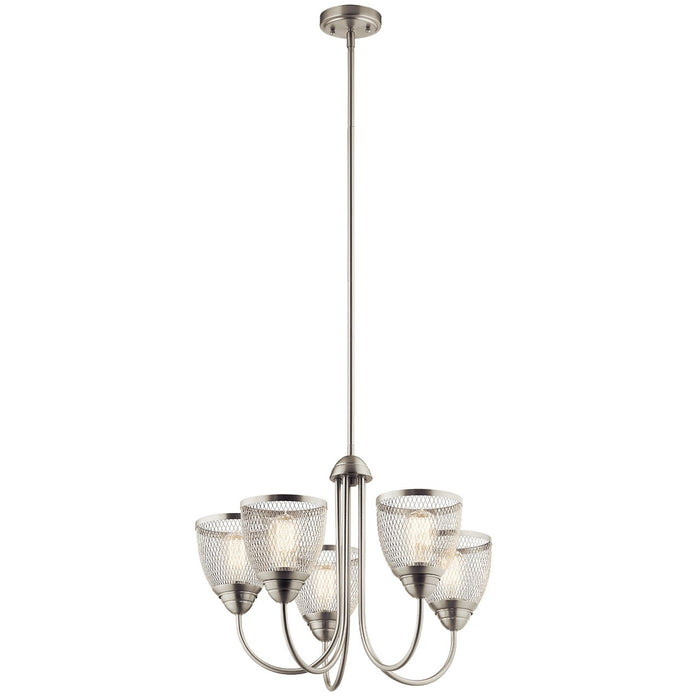 Voclain 5 Light Chandelier
