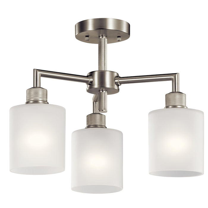 Lynn Haven 3 Light Chandelier/Semi Flush