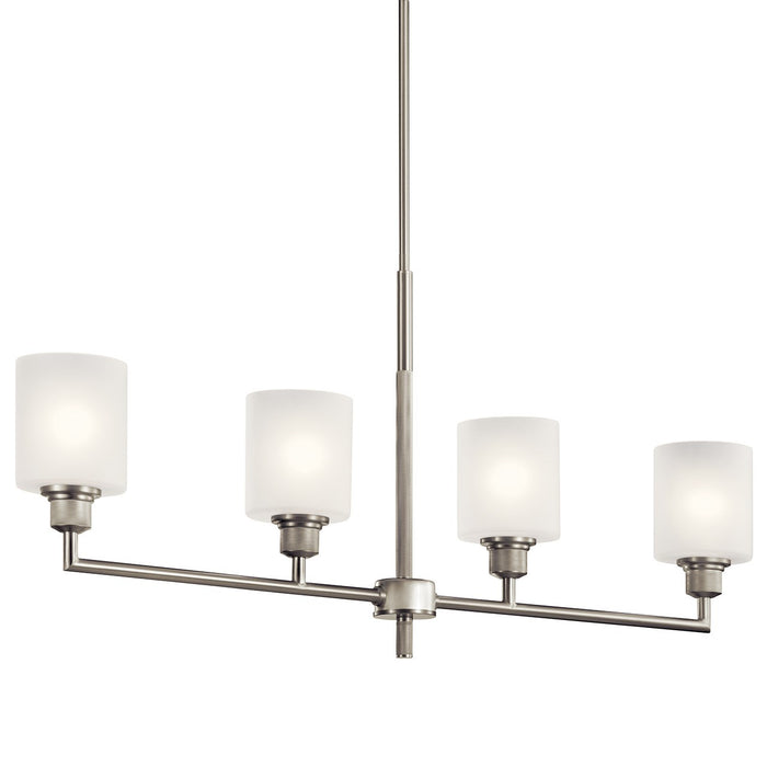 Lynn Haven 4 Light Linear Chandelier