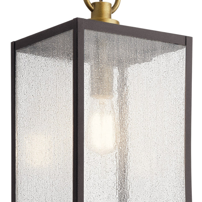 Lahden 1 Light Outdoor Pendant/Semi Flush