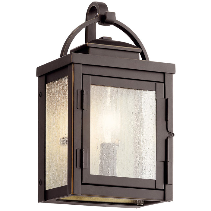 Carlson 1 Light Outdoor Wall