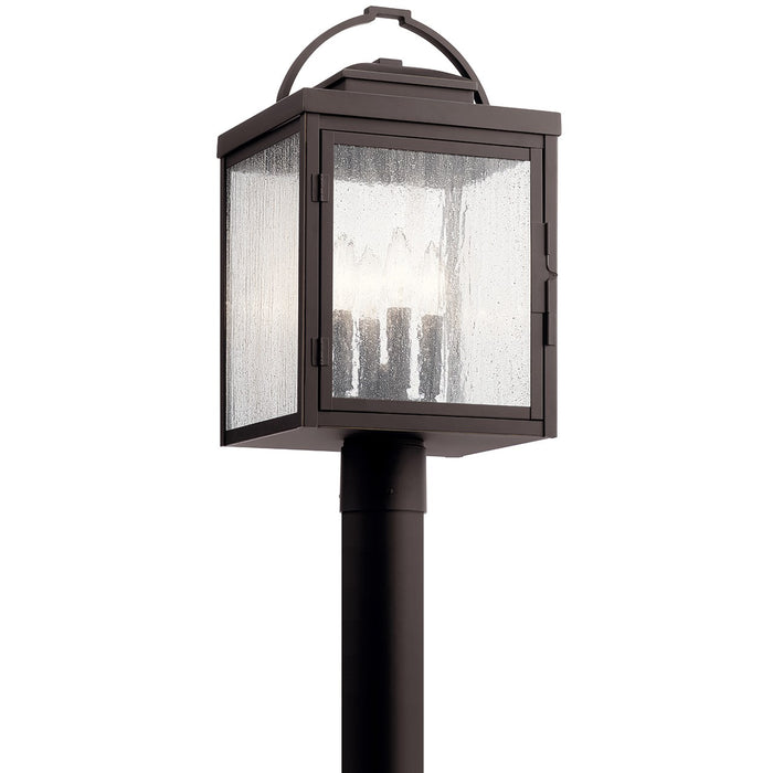 Carlson 4 Light Outdoor Post Lantern