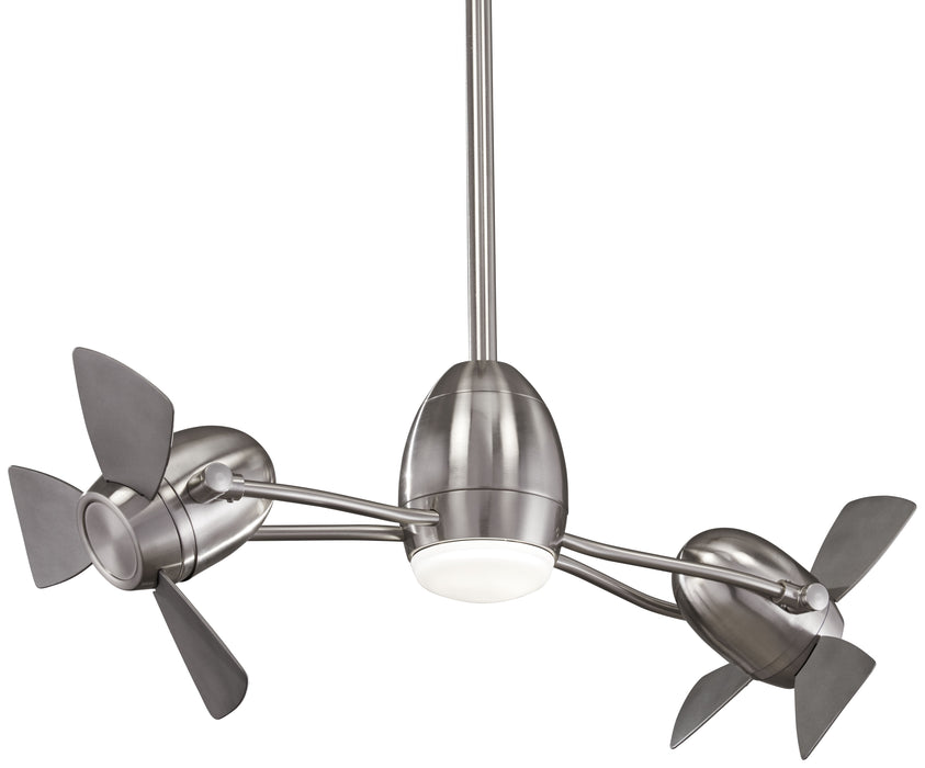 "Gyro™ Cage Free - LED 37"" Ceiling Fan"