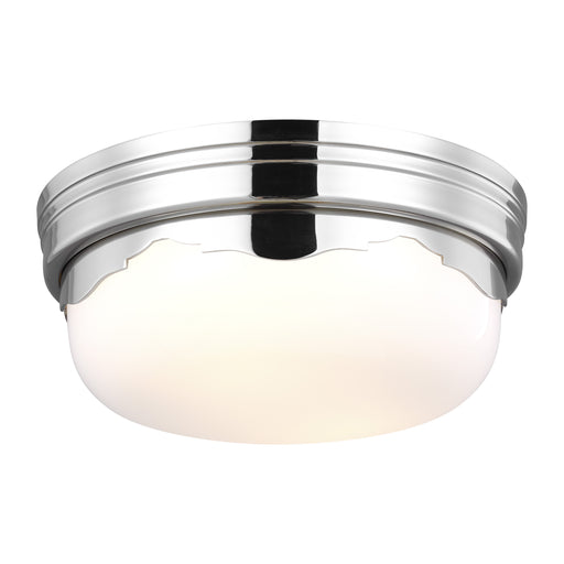 Kora Two Light Flush Mount