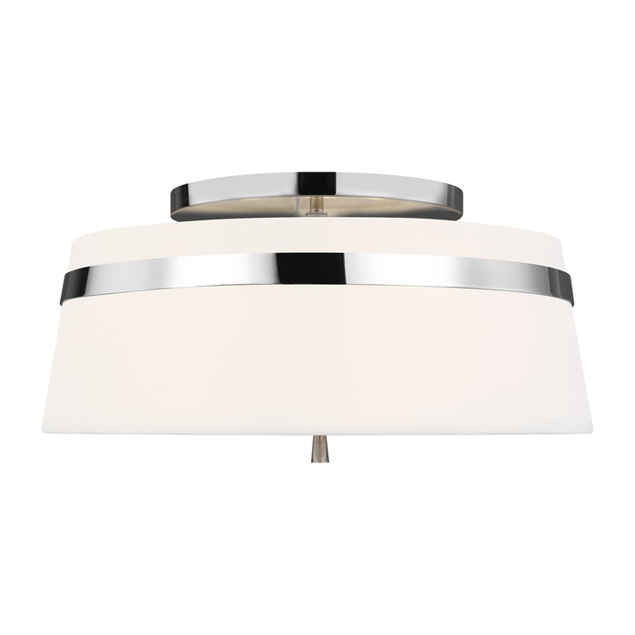 Cordtlandt Three Light Large Flush Mount