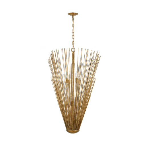 Helios Eight Light Tall Pendant