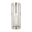 Thompson One Light Clear Glass Sconce