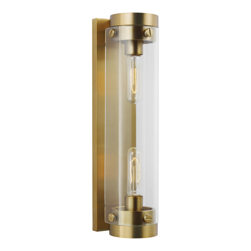 Garrett Two Light Wall Sconce