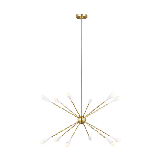 Jax Twelve Light Chandelier