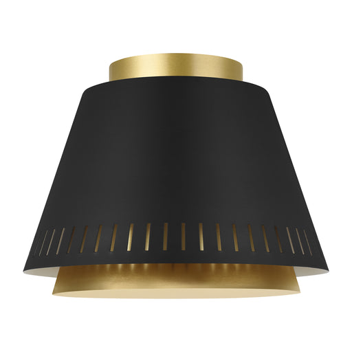 Carter One Light Flush Mount
