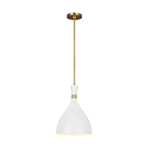 Joan One Light Large Pendant