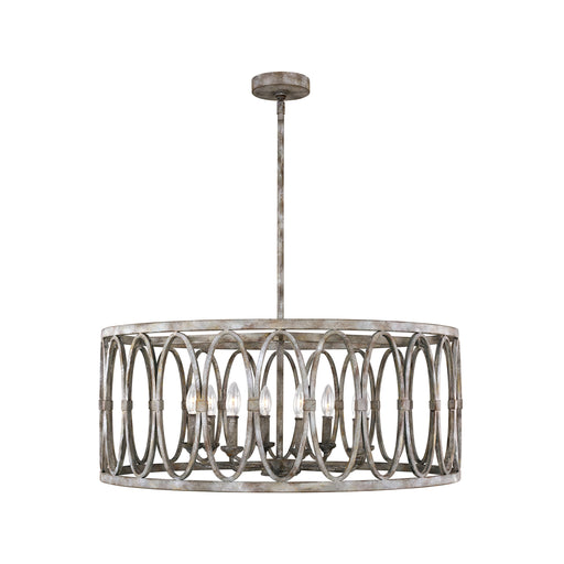 Patrice Eight Light Chandelier
